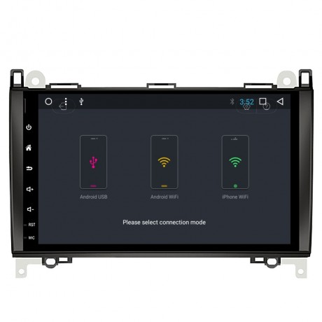 B200 Android CANBUS Car Multimedia GPS For Mercedes