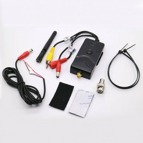 Car Front View Real Time Wifi Video Backup Image