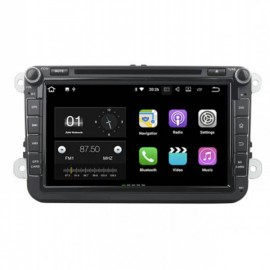 VW – SKODA – SEAT  Multimedia Player 2DIN 8'  with GPS & Android 8328