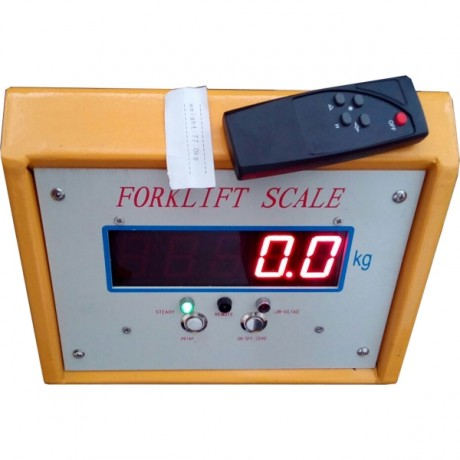 Alibay Scale Pallet Fork with Thermal Printer